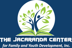 The Jacaranda Center Logo